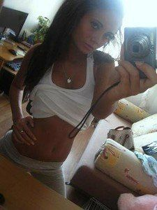 Aliza from North Dakota is DTF, are you?